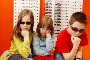 Buying Children Eye Glasses