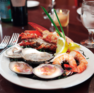 Prevent Macular Degeneration with Seafood